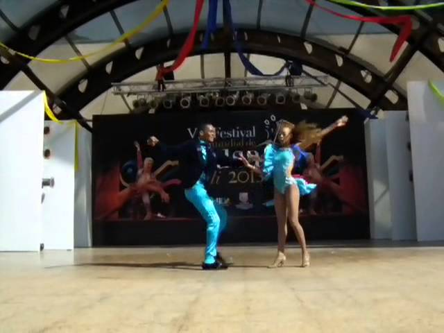 Eliminatorias Parejas Cabaret Mundial de Salsa Cali 2013