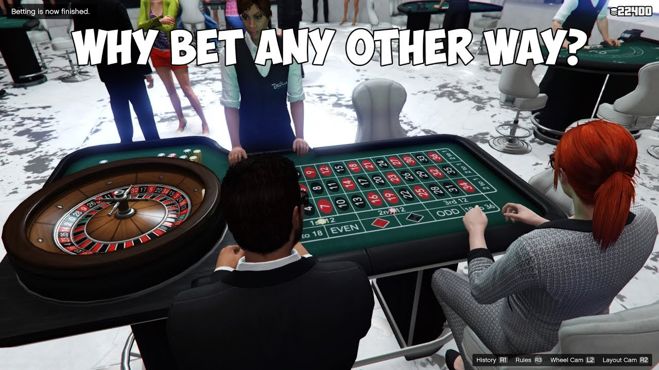 How does gta v online betting work nj online sports betting