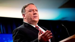 Pompeo Says 'Enormous Evidence' Connects Wuhan Lab to Virus