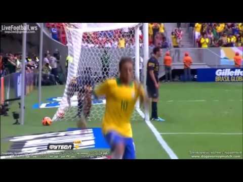 Neymar Jr. - Live Like A Warrior - 2013