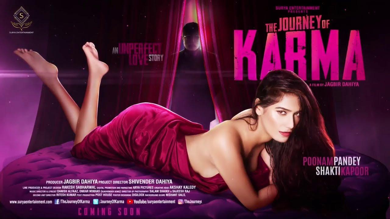 Download The Journey Of Karma Official Trailer (2018)   Poonam Pandey & Shakti Kapoor