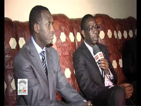 Youssou Ndour  a la rts