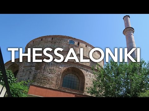 Greece (Part I): Thessaloniki