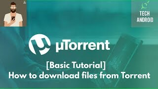 [Basic Tutorial] How to download files from Torrent