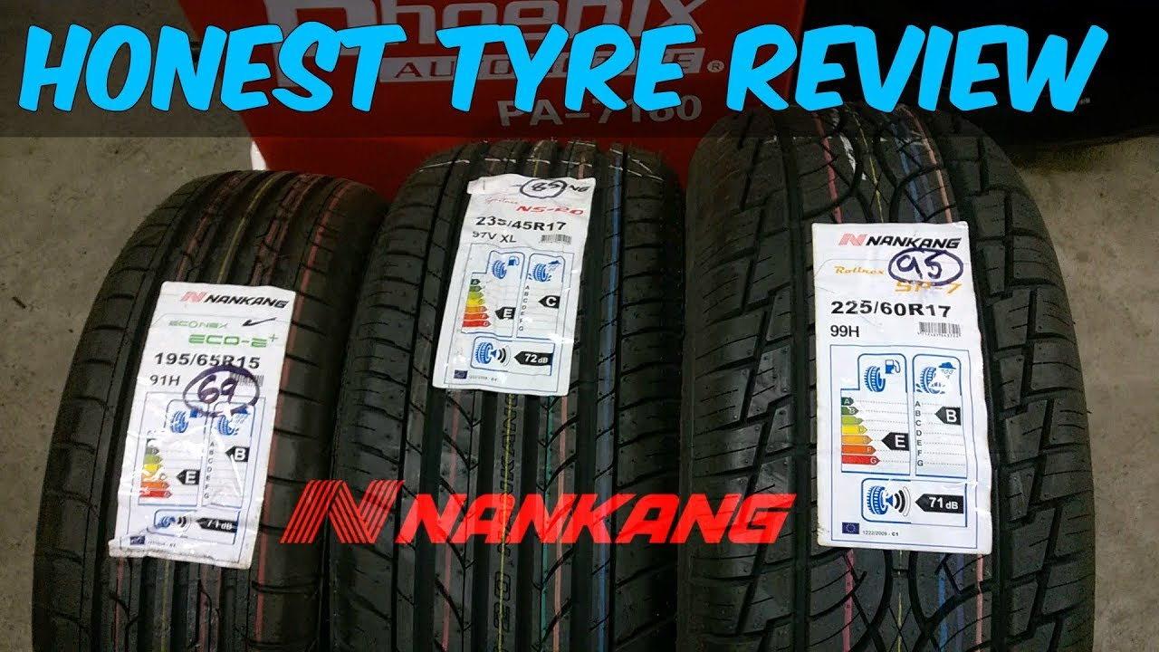 nankang tyre review ns 20 sp 7 eco 2 youtube. Black Bedroom Furniture Sets. Home Design Ideas