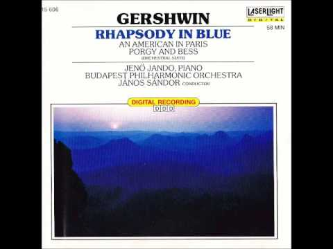 Gershwin - Porgy and Bess /Extractos - Budapest Strings