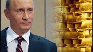 Зачем Путин скупает золото