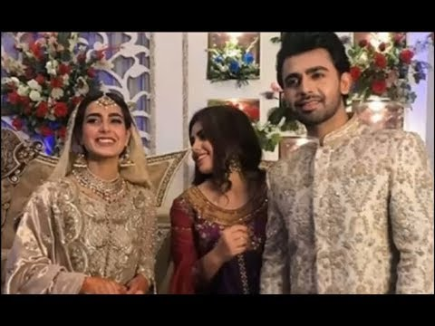 Behind The Scenes Of Arsal And Jiya Wedding Ceremony Full Masti On Set Of Suno Chanda Last Episode