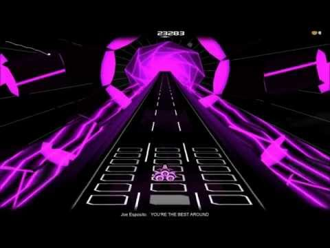 AudioSurf Full Song - Joe Esposito - You're The Best Around (Elite)