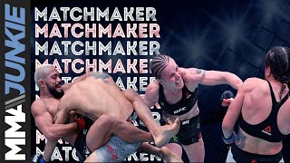 What's Next For UFC Champs Figueiredo, Shevchenko? | UFC 255 Matchmaker