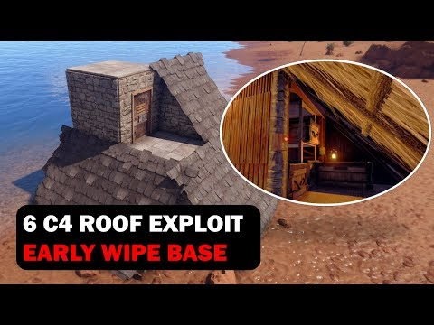 6 C4 Roof-EXPLOIT Early Wipe Base [PATCHED]