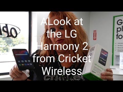 How To Unlock A Cricket Lg Fortune Phone
