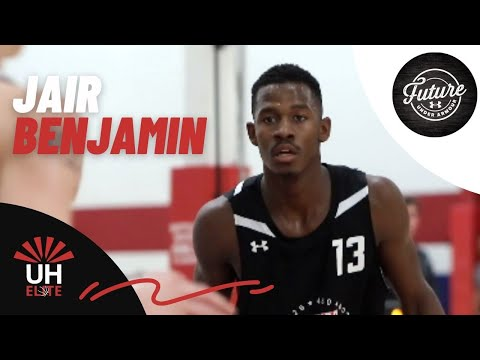 Jair Benjamin 8th UA Future Highlights - UH Elite