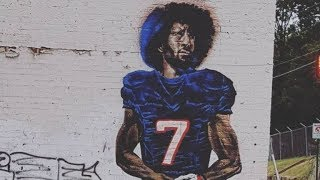 Coincidence? Kaepernick Mural In Atlanta Destroyed Days Before Super Bowl