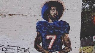 Coincidence? Kaepernick Mural In Atlanta Destroyed Days Before Super Bowl