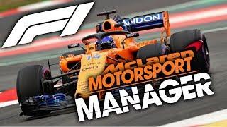 🏎️ KATASZTRÓFA  | 2. Szezon | McLaren Honda - MOTORSPORT MANAGER #45