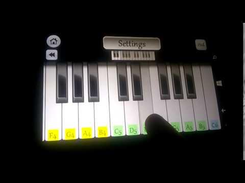 dil dosti duniyadaari music track tutorial on piano