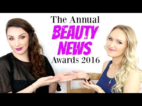 ANNUAL BEAUTY NEWS AWARDS 2016