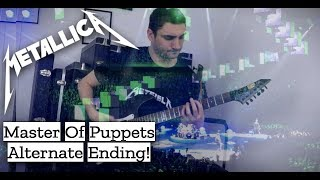 Master Of Puppets ALTERNATE ENDING Live Worldwired Tour