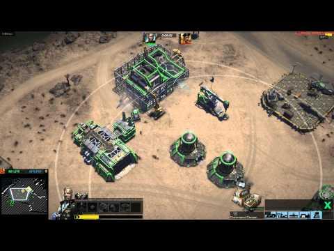 Command & Conquer Generals 2 closed alpha - Tutorial mission