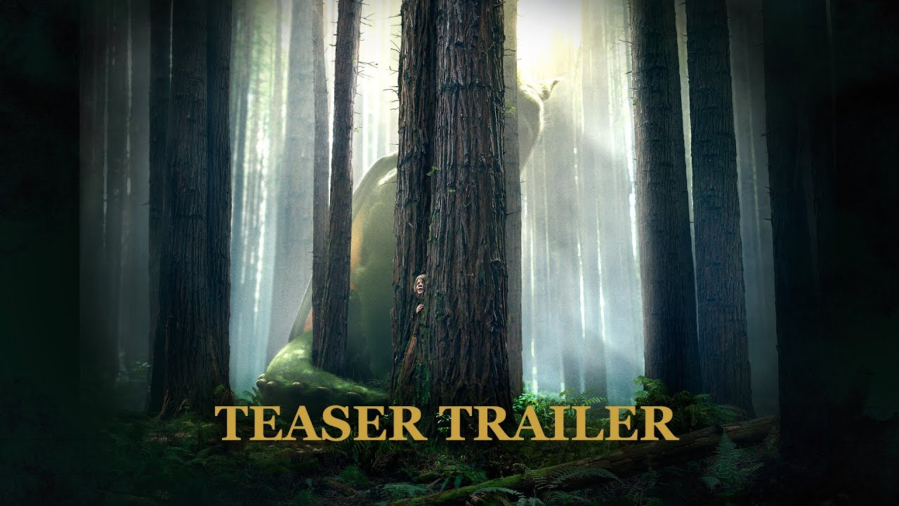 Pete's Dragon Official US Teaser Trailer - YouTube