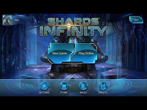 Shards of Infinity - Ein Überblick inklusive Kurzmeinung