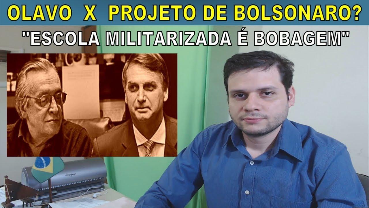 Olavo de Carvalho diz: