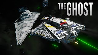 THE GHOST! (Star Wars Rebels) - Space Engineers Workshop!