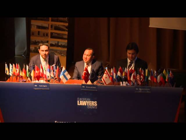 European Lawyer Instanbul Presentation