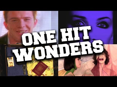 Top 50 One Hit Wonders of All Time