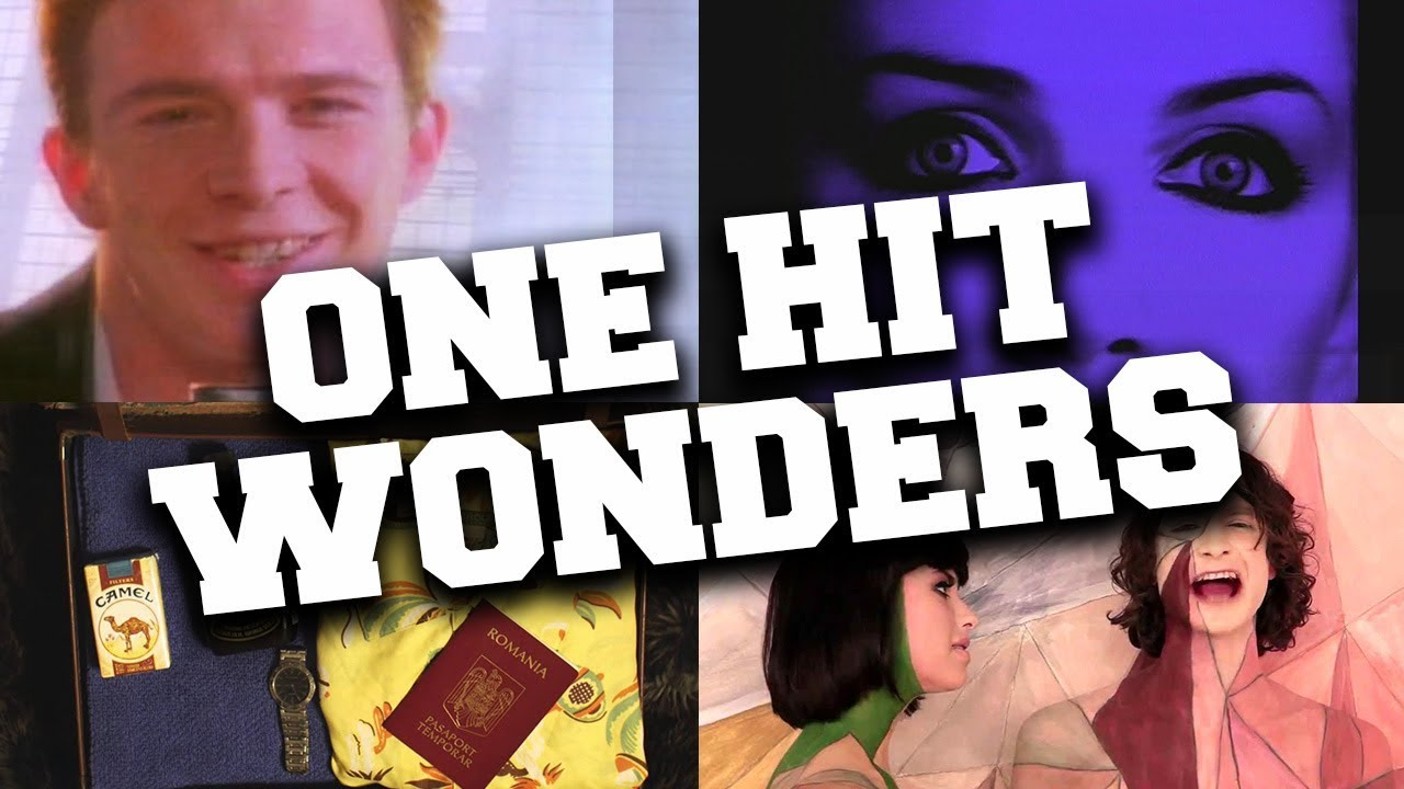 Top 65 One Hit Wonders Of All Time Youtube
