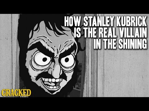 How Stanley Kubrick Is The Real Villain In The Shining