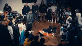 Break Breath vol.2 @ Bgirl battle