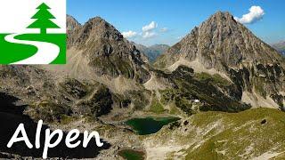 Die schönsten Wanderungen in den Alpen bei Ehrwald in Tirol
