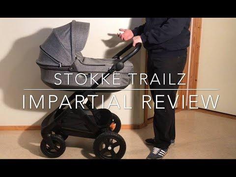 Stokke Trailz: An Impartial Review. Mechanics, Comfort, Use