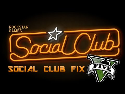 GTA V social club error(0xc0000005) {fixed} [2017]