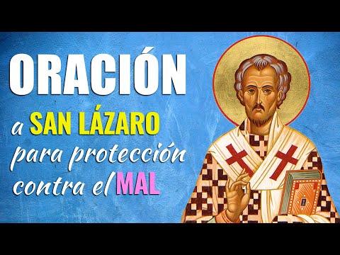🙏 Oración a San Lázaro para la PROTECCIÓN DE LOS MALES 😰 ¡Nada MALO te PASARA!