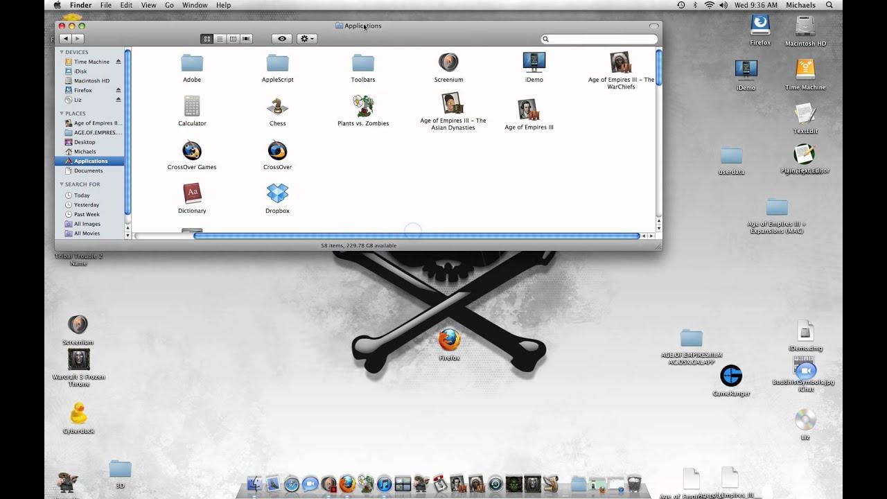 Asian dynasties mac update