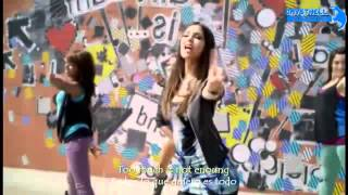 Repeat youtube video Victoria Justice - All I Want Is Everything (Subtitulada Español e Ingles)