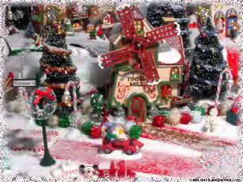 Big Bad Voodoo Daddy Rockabilly Christmas Song With Lyrics