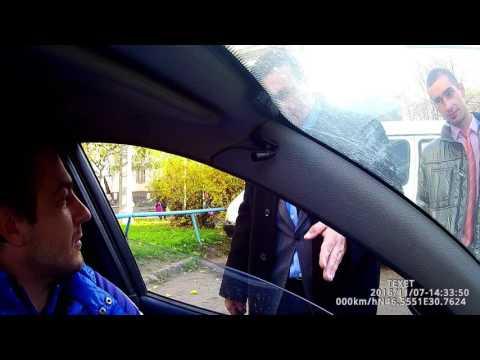 Общение с двумя уличными разводилами))))