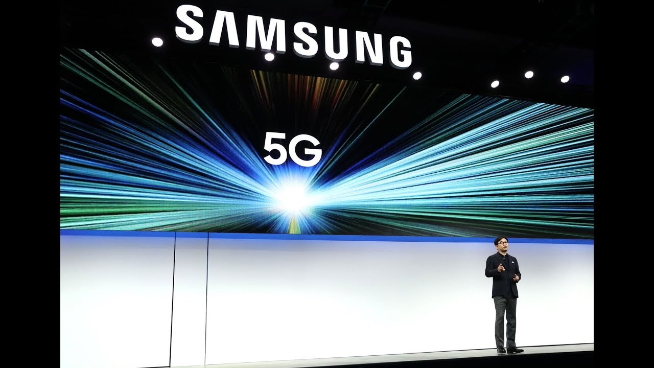 CES 2019: Samsung's press conference