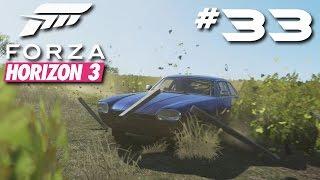 Abrissbirne mit V12 - Forza Horizon 3 [DEUTSCH|HD]