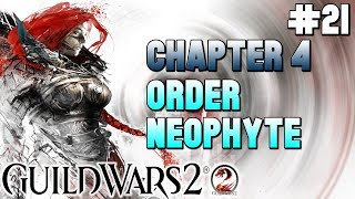 🎮Guild Wars 2 - Playthrough #21🎮 Chapter 4: Order Neophyte