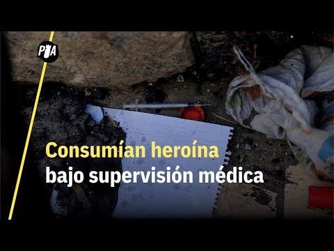 Una sala de consumo supervisado de drogas en Mexicali