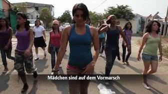 Plan International: Mädchen in Bewegung