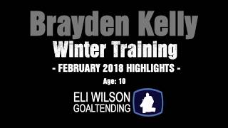 February 2018 Winter Training Highlights