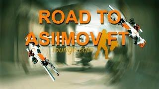 Road to AWP ASIIMOV #1