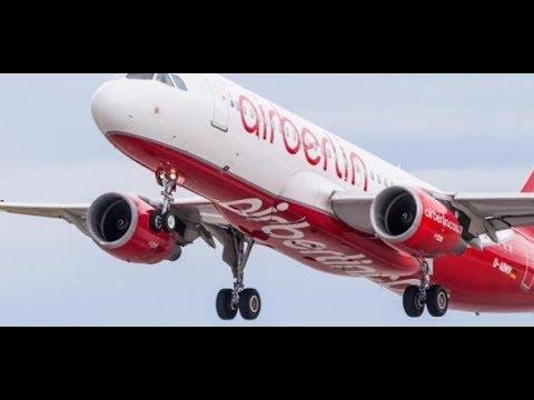 Pleite-Flieger: Air Berlin meldet Insolvenz an