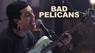 Bad Pelicans - Too Cool For The Wave Pool // Zero Talent | LES CAPSULES live performance
